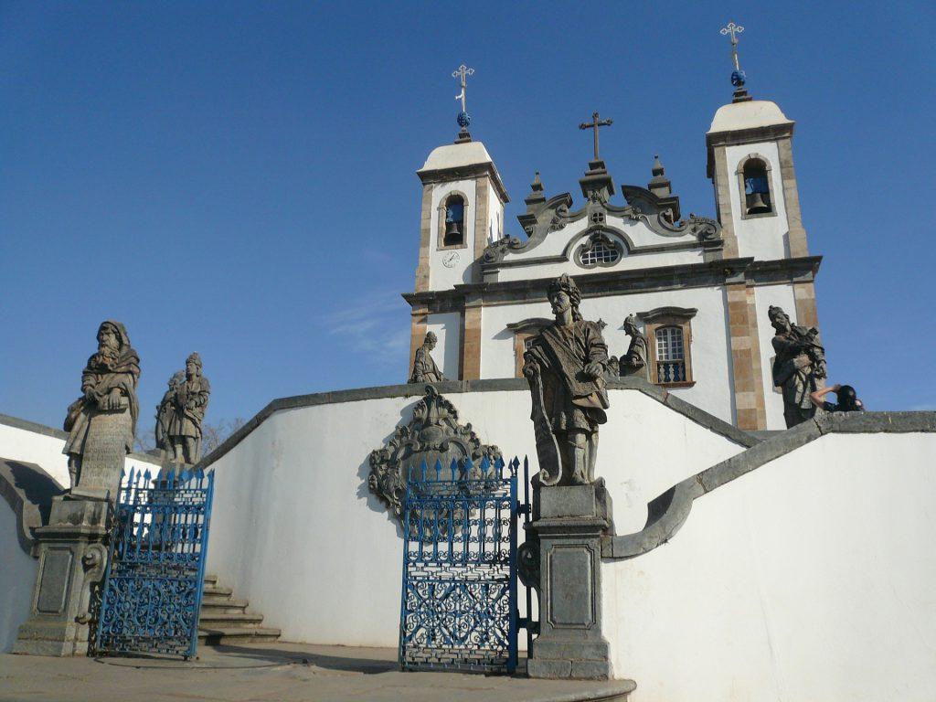 Roteiro pelas cidades históricas de Minas - Viagem por Minas Gerais