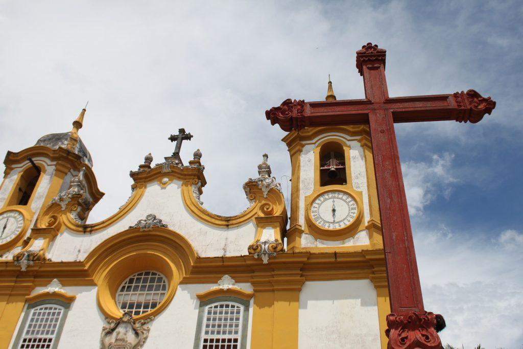 Roteiro pelas cidades históricas de Minas