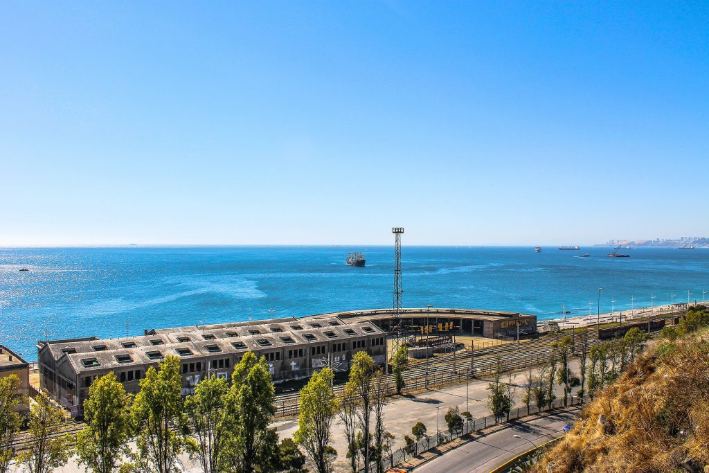 Valparaíso - Cidades perto de Santiago