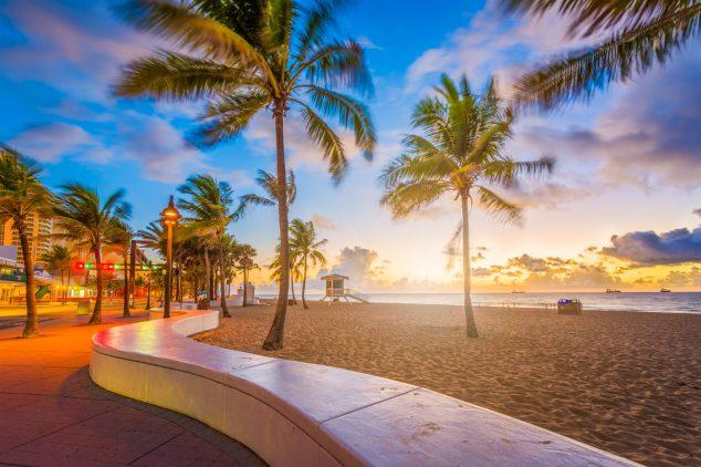 Miami e Orlando pela costa leste da Flórida