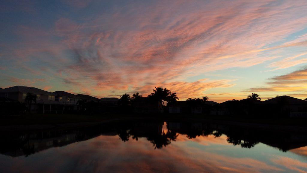 Boca Raton, na Costa Leste da Florida