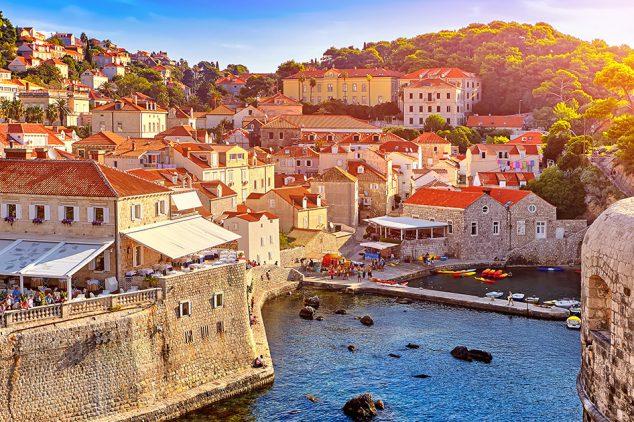 Litoral da Croácia - Dubovica