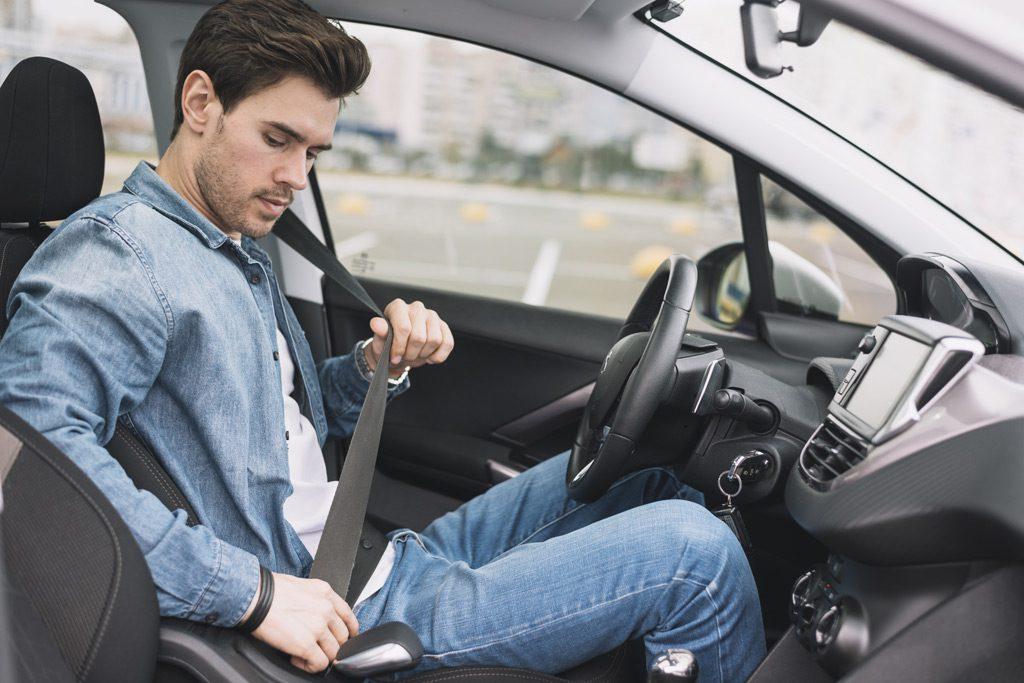 Segurança e tranquilidade para dirigir