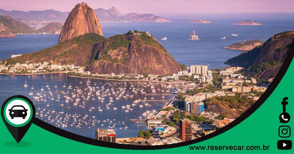 Alugue seu carro no Rio de Janeiro