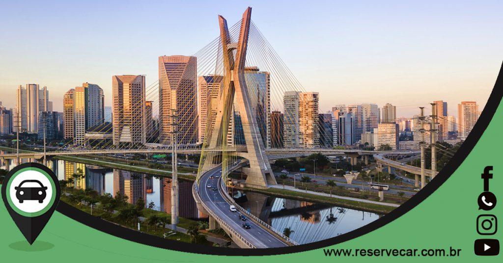 Alugue seu carro em São Paulo